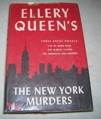 Ellery Queen's The New York Murders (Cat of Many Tails; The Scarlet Letters; The American Gun...