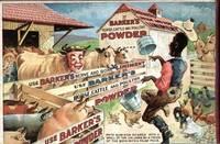 """BARKER'S """"KOMIC"""" PICTURE SOUVENIR PART 4 Revised in 4 Parts"""