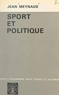 Sport et politique
