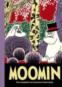 image of Moomin: The Complete Lars Jansson Comic Strip
