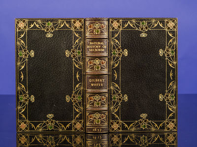 London: Printed for J. and A. Arch; Longman and Co.,, 1837. A Superb Art Nouveau Binding . WHITE, Gi...