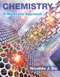 image of Chemistry: A Molecular Approach; Modified Mastering Chemistry with Pearson eText -- ValuePack Access Card -- for Chemistry: A Molecular Approach (4th Edition)