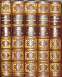 Imaginary Conversations of Literary Men and Statesmen (Five Volumes,  Complete)
