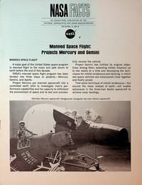 Manned Space Flight : Projects Mercury and Gemini