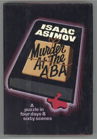 image of MURDER AT THE ABA ..