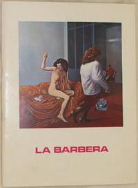"""LA BARBERA ESTATE 1982 GALLERIA """"LA BARBACCIA"""" FIUGGI"""