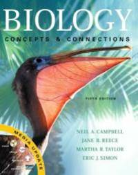 image of Biology: Concepts and Connections Media Update (5th Edition)
