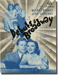 image of Babes on Broadway [Debuts a Broadway] (Original French pressbook for the 1941 film)
