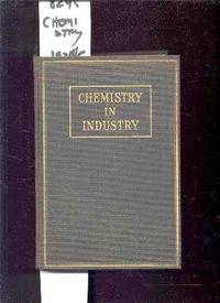 CHEMISTRY IN AGRICULTURE  (1924/1925)