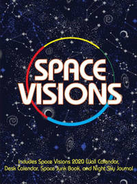 2020 Space Visions Gift Kit. Includes Wall Calendar, Easel Calendar, Book, Journal