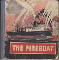 "image of The Fireboat.  The ""John Harvey"" Speeds to a Burning Freightor.  No. 505"
