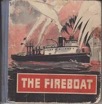 "The Fireboat.  The ""John Harvey"" Speeds to a Burning Freightor.  No. 505"