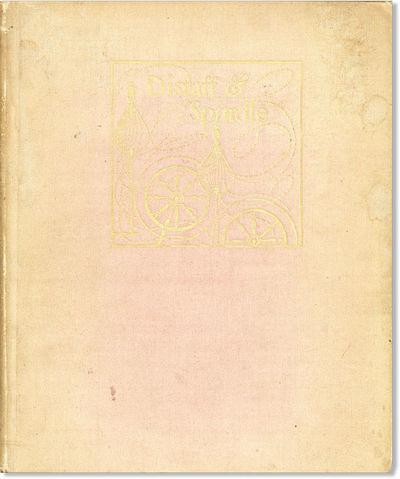 Philadelphia: J.B. Lippincott, 1895. First Edition. First printing. Octavo (20cm.); tan pictorial pu...