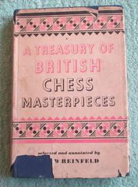 A Treasury of British Chess Masterpieces