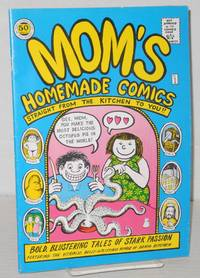 image of Mom's homemade comics, No. 1; straight from the kitchen to you!!