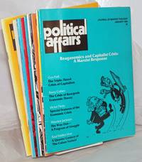 image of Political affairs, theoretical journal of the Communist Party, USA. Vol. 63, no. 1, January, 1984 no. 12, December, 1984
