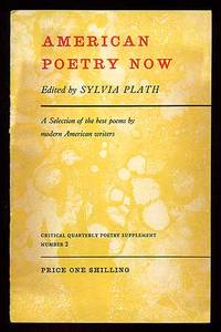 American Poetry Now: A Selection of the best poems by modern American writers