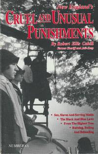 image of New England's Cruel and Unusual Punishments (Old New England Series #6A)
