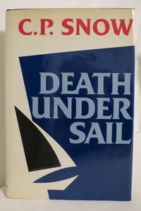 image of DEATH UNDER SAIL (DJ protected by a brand new, clear, acid-free mylar  cover)