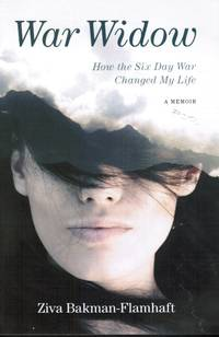 image of War Widow: How the Six Day War Changed My Life a Memoir