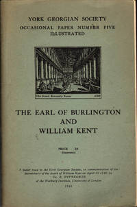 The Earl of Burlington and William Kent