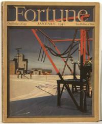 Fortune Magazine.  1941 - 01