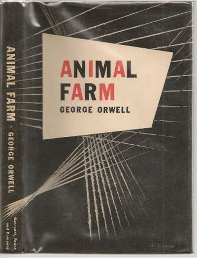 how has george orwell used animal Opposition of george orwell, who wrote the novel animal farm,  orwell used  his impoverished upbringing to pen an autobiography (down and out in paris   after the final discussion, napoleon enlists the aid of dogs, which he has secretly .