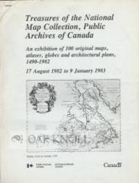 (Ottawa): Public Archives Canada, 1982. wrappers. Maps. 4to. wrappers. unpaginated. Facsimile of an ...