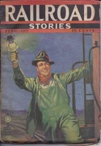 RAILROAD Stories: February, Feb. 1937