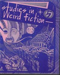 STUDIES IN WEIRD FICTION: #5; Spring (April, Apr.) 1989