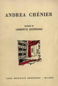 image of ANDREA CHÉNIER