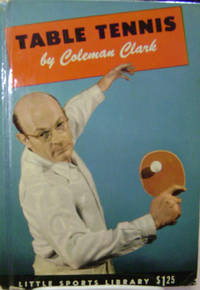 Table Tennis (Little Sports Library)