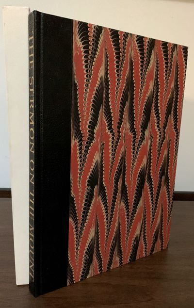 Oxford: Limited Editions Club, 1977. Hardcover. Orig. quarter black cowhide, covers with Cockerell h...