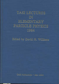 TASI Lectures in Elementary Particle Physics 1984.