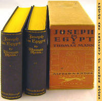 Joseph In Egypt (Two Volumes In Slipcase) by  Thomas Mann - Hardcover - Sixth Printing - 1938 - from KEENER BOOKS (Member IOBA) and Biblio.com