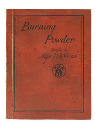Burning Powder by  D.B WESSON - Paperback - Limited Edition - 1932 - from Captain's Bookshelf, Inc., ABAA (SKU: 32480)
