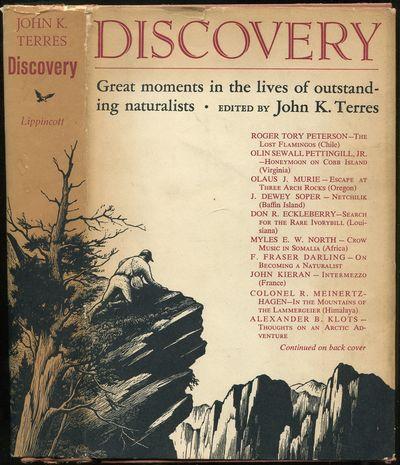 Philadelphia: J.B. Lippincott Company, 1961. Hardcover. Very Good/Very Good. First edition. 338pp. W...