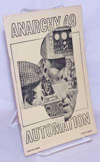 image of Anarchy. No. 49 (Vol. 5 No. 3), March 1965: Automation
