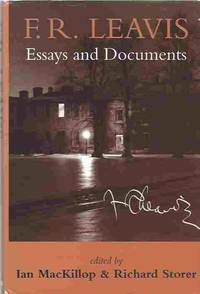 F.R.Leavis  Essays and Documents