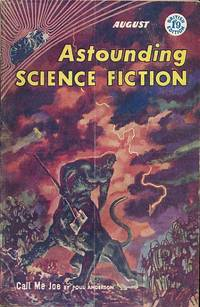 image of Astounding Science Fiction Volume XIII No8 (British edition). August 1957