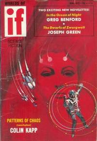 "IF Worlds of Science Fiction: June 1972 (""In the Ocean of Night""; ""Patterns of..."