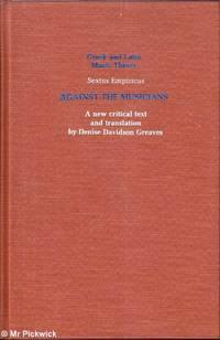 Against the Musicians (Adversus Musicos)