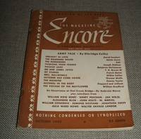 image of The Magazine Encore for October 1942
