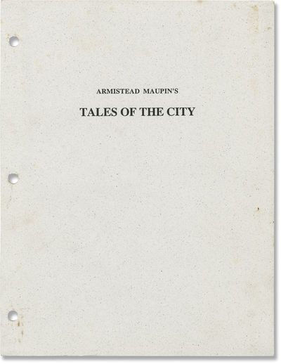 Los Angeles: DDF Films, 1993. Revised Draft script for the 1993 television series, which debuted in ...