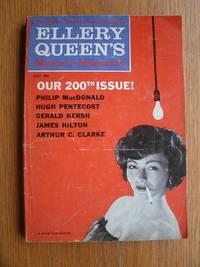 Ellery Queen's Mystery Magazine July 1960