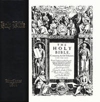 The Holy Bible King James Version First Edition Facsimile 1611