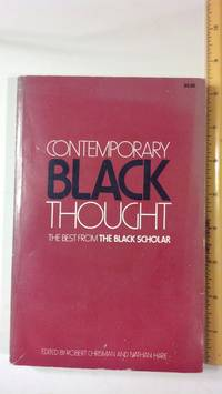 Contemporary Black Thought: the Best From The Black Scholar