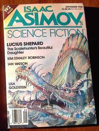 Isaac Asimov's Science Fiction Magazine -  September 1987 - Vol. 11 No. 9 (Whole Number 121 )