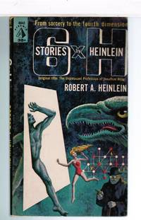 image of 6 x H (The Unpleasant Profession of Jonathan Hoag and five other stories  by Heinlein)