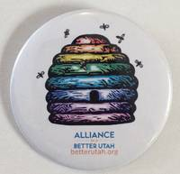 image of Alliance for a Better Utah [pinback button]